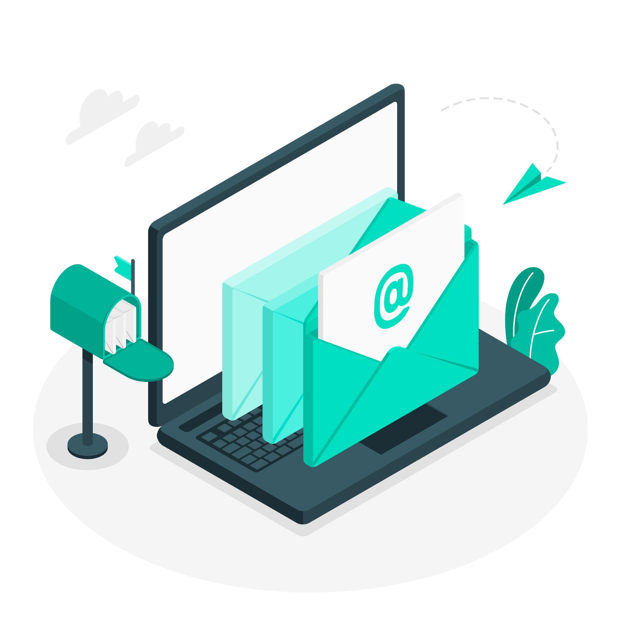 e-mail promocional